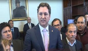 Daniel Salaverry presentó lista multipartidaria en busca de la reelección