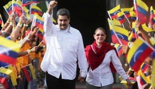 EEUU sanciona a los hijos de la esposa de Nicolás Maduro