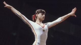 El legado de la gimnasta Nadia Comaneci