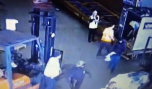 Brasil: falsos policías hurtan millonario cargamento en aeropuerto de Sao Paulo