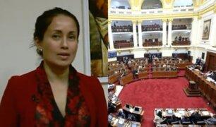 Elizabeth Zea sobre dictamen de paridad: no garantiza permanencia de la mujer en política