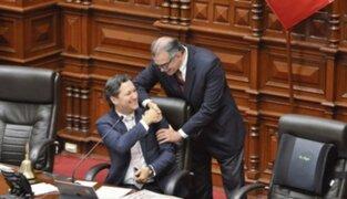 Daniel Salaverry y Pedro Olaechea: los candidatos que se disputarán la presidencia del Congreso