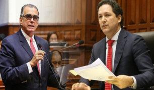 Polémico debate se libra entre los parlamentarios por el futuro presidente del Congreso