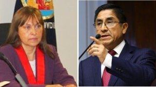 Separan a jueza de la Odecma por audio que la involucra con Cesar Hinostroza