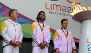 """Pedro Gallese: """"Es un orgullo llevar la antorcha y representar a los deportistas"""""""
