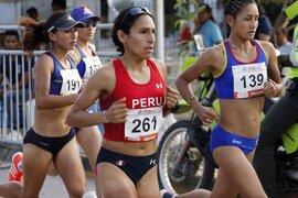 Lima 2019: maratonista Gladys Tejeda compite hoy por la medalla de oro