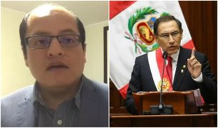 Víctor Hugo Quijada: No se habría vulnerado esencia de propuesta sobre inmunidad