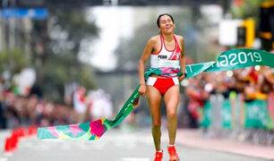 Lima 2019: Gladys Tejeda logró la primera medalla de oro para Perú