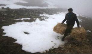 Tacna registró la temperatura más baja de lo que va del invierno en el Perú