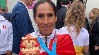 Lima 2019: Gladys Tejeda envía emotivo mensaje tras ganar medalla de oro