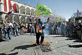 Tía María: Arequipa pierde diariamente S/ 25 millones por huelga