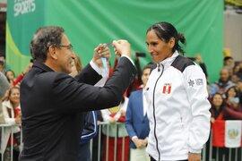 Presidente Vizcarra: medallas son el mejor regalo para Fiestas Patrias