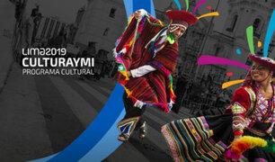 Arte y cultura en Culturaymi, programa cultural de Lima 2019