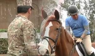 Soldados y atletas: militares se alistan para participar en los Panamericanos