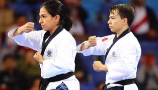 ¡Arriba Perú! Ariana Vera y Renzo Saux logran medalla de bronce en Taekwondo