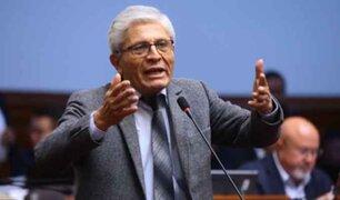 Jorge Castro es denunciado por presuntos delitos de concusión y violación de correspondencia