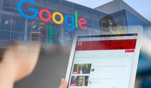 EEUU: Google pagará una multa multimillonaria por recopilar datos de menores