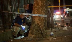 Nueva York: tiroteo deja un muerto y más de 10 heridos