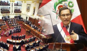 Palabras del Presidente: mensaje a la Nación genera terremoto político