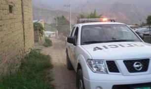 Áncash: PNP busca a sujetos que robaron S/195 mil a comerciante ganadero