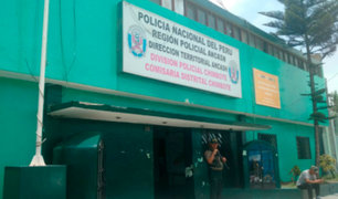 Delincuentes roban auto a efectivo policial en los exteriores de comisaría de Chimbote