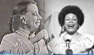 Joyas de la música criolla en el archivo de Panamericana Televisión