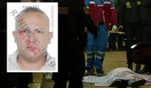 Jesús María: mujer fue asesinada a balazos en presunto feminicidio