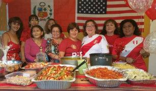 Peruanos en el extranjero celebraron Fiestas Patrias con diversas actividades