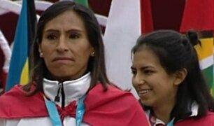Gran Parada Militar: medallistas de los Juegos Panamericanos participan en desfile
