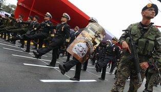 Parada Militar: miembros del Comando Chavín de Huántar participaron en desfile