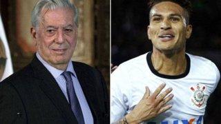 Ipsos: MVLL y Paolo Guerrero lideran lista de los 10 peruanos más admirados