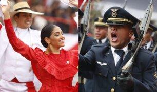 Gran Parada Militar: revive en imágenes el desfile por Fiestas Patrias