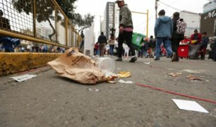 Gran Parada Militar: este es el lamentable panorama que dejó el desfile