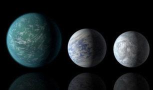 NASA descubre tres nuevos planetas orbitando una estrella cercana