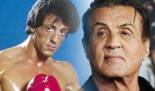 Rocky: Sylvester Stallone prepara dos nuevos proyectos para retomar la exitosa saga
