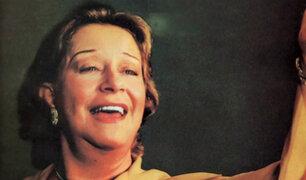 Canciones de Chabuca Granda interpretadas por famosos