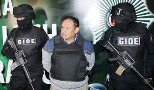 Bolivia: anuncian captura de 'Tío Vago' narcotraficante buscado en Perú