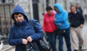 Senamhi: Lima mantendrá temperatura mínima de 13°C este domingo 11 de agosto