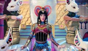 Katy Perry pierde juicio por los derechos legales del tema ''Dark Horse''