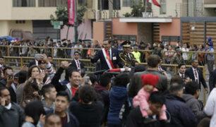 Parada Militar: lo que no se vio del desfile por Fiestas Patrias