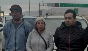 Arequipa: detienen a tres extranjeros con 128 kilos de marihuana
