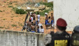 Brasil: 57 muertos deja sangriento motín en cárcel de Pará