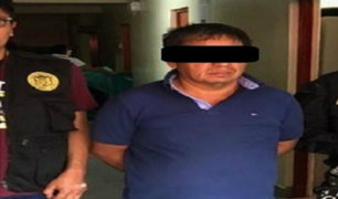 Ayacucho: capturan a requisitoriado por delito de terrorismo