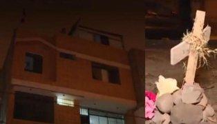 SMP: acusan a mujer de arrojar un perro desde el quinto piso