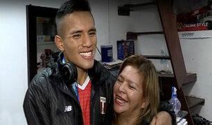 """Miguel Germán:  """"Más adelante te conseguiré una casita, mami"""""""