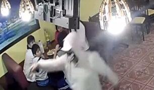 Carabayllo: banda criminal asalta pollería por tercera vez