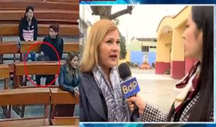 San Miguel: víctima de robo en Iglesia da detalles del suceso