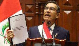 ¿El proyecto de adelanto de elecciones propuesto por Vizcarra respeta la Constitución?