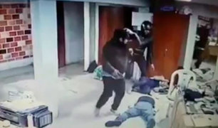 Tarapoto: cámaras registran robo de 150 mil soles de discoteca