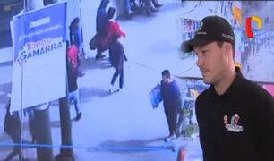 Forsyth instala nuevas cámaras con reconocimiento facial en La Victoria